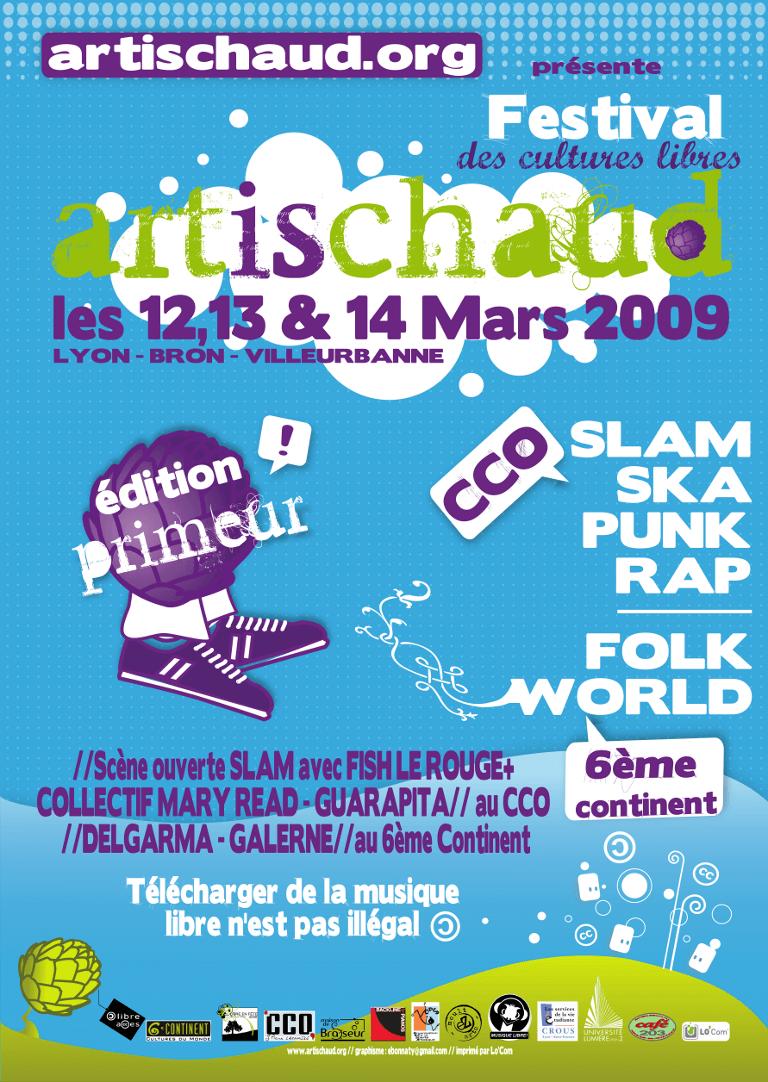 Artischaud 2009